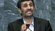 Ahmadineschad verursacht Eklat
