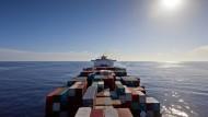 Volle Kraft voraus? Dem Welthandel fehlt die Dynamik.