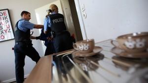 Steigende Zahl von Verfahren gegen Polizisten