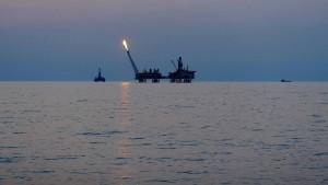 Gas aus dem Kriegsland für Europa