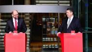 SPD liegt laut Umfrage vor der Union