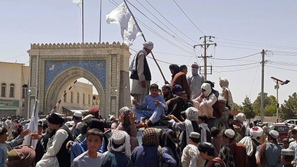 """""""Vorbereitungen für den Fall Kabuls"""""""