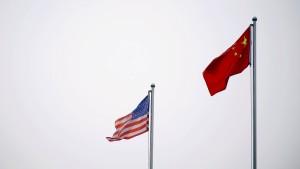 Wie Biden China auf die Probe stellt
