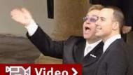 Elton John hat sich getraut