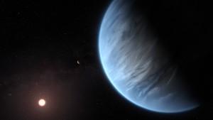 Gibt es weiteres Leben außerhalb unseres Sonnensystems?
