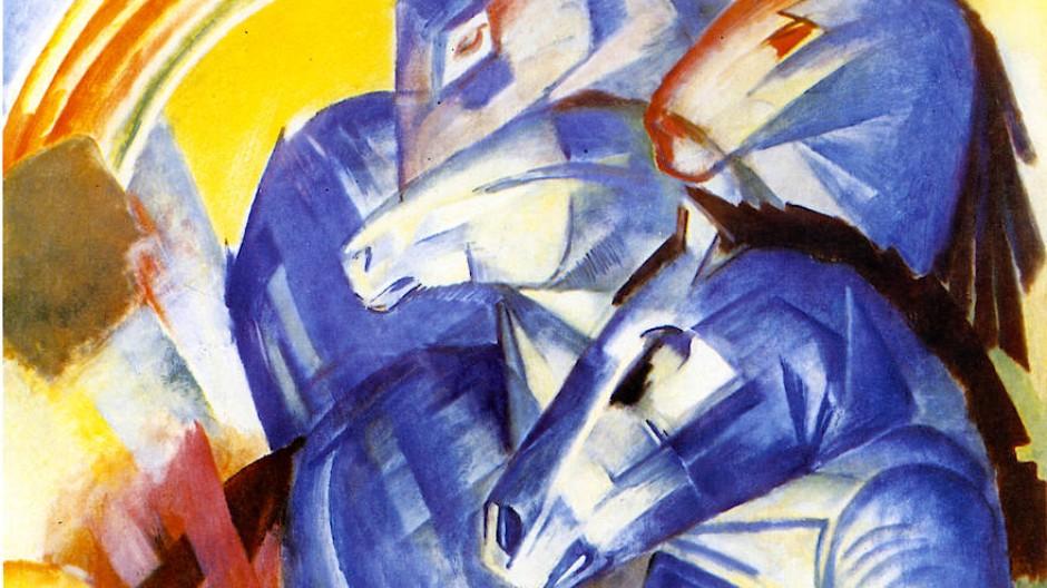 Das legendäre verschollene Gemälde: Wo ist dieses blaue Wunder?