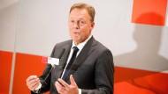 Thomas Oppermann, Chef der SPD-Fraktion im Bundestag