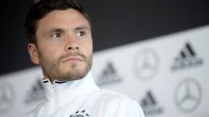 Jonas Hector beendet Karriere in DFB-Elf