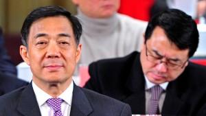 Prozess gegen Vertrauten Bo Xilais