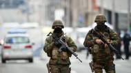 Eine blutige Anschlagsserie hat die Hauptstadt Belgiens erschüttert.