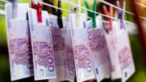 Findet wohl eher selten genau so statt: die Geldwäsche.
