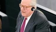 Eklat im EU-Parlament um Le Pen