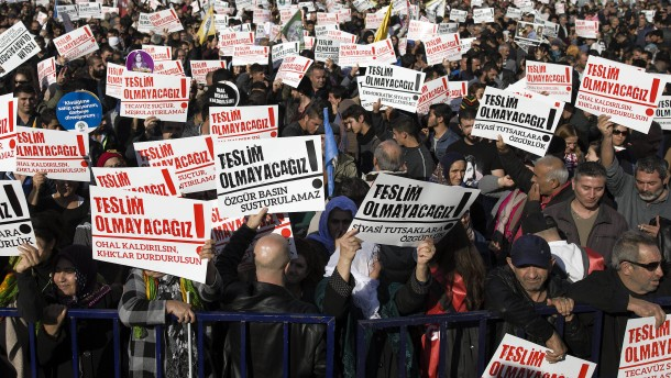 BBC-Journalistin in Türkei festgenommen