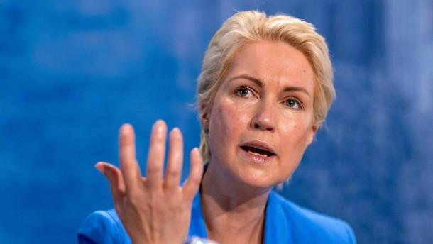 Umfragen sehen SPD in Berlin und Mecklenburg-Vorpommern deutlich vorn