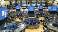 Ein wachsender Teil des amerikanischen Aktienmarkts liegt wird von passiven Fonds gehalten.