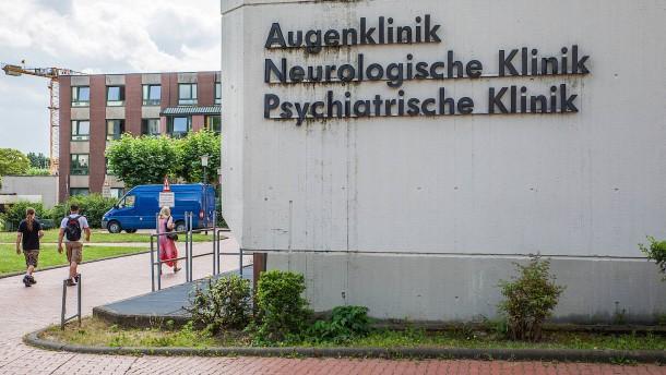 Land prüft Zustände in Frankfurter Psychiatrie