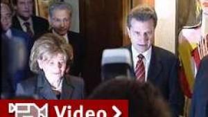 Zentralrat reicht Oettinger die Hand
