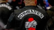 """Der Gründung des """"Osmanen Germania Boxclub"""" soll ein Streit innerhalb der Hells Angels vorangegangen sein."""