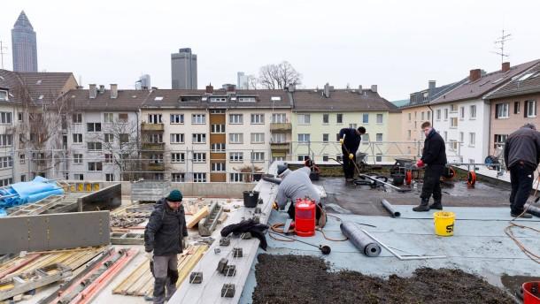 witterungssch den mit bitumen das dach sanieren. Black Bedroom Furniture Sets. Home Design Ideas