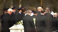Erstes Opfer des Amoklaufs beigesetzt