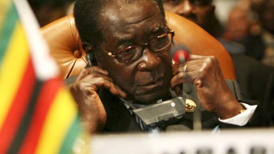 Kritik an Mugabe in Scharm al Scheich
