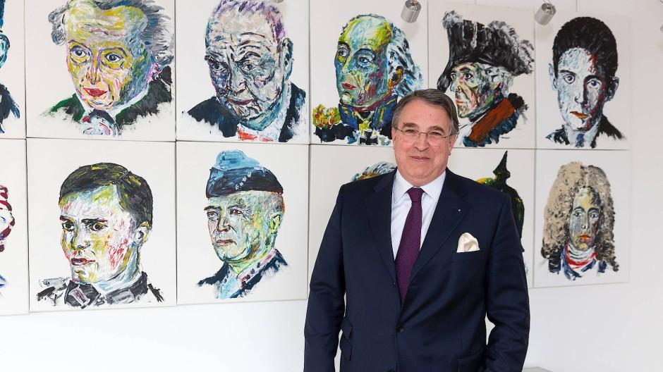 Trotz Rückschlags zuversichtlich: Stefan Knoll von der Deutschen Familienversicherung (Archivbild)
