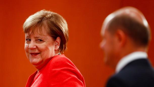 Merkel nennt Bilanzskandal von Wirecard besorgniserregend