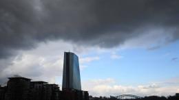 Europäische Zentralbank wird verklagt