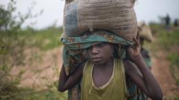 """""""Alarmierende"""" Entwicklung bei Kinderarbeit"""