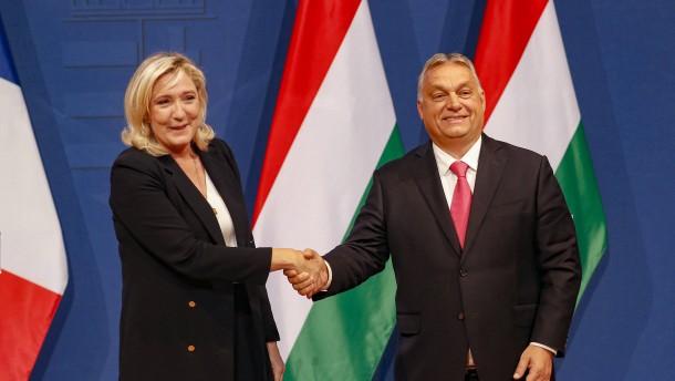 Wer ist Orbáns bester Freund?