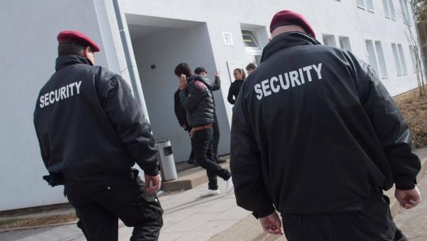 Gesetz soll Übergriffe von Wachleuten verhindern