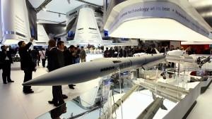 Deutscher Exportstopp bremst Raketenhersteller