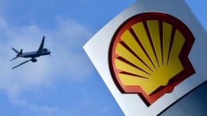 Shell strebt klimaneutrales Tanken an