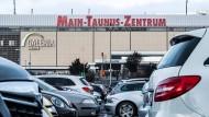Frankfurt wächst: Rund um das Main-Taunus-Zentrum soll ein neuer Stadtteil entstehen.