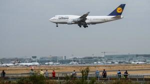 Schon wieder muss eine Lufthansa-Maschine umkehren