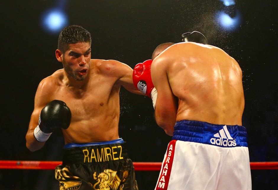 Gilberto Ramirez (links) kämpfte offensiver als sein Kontrahent.