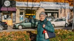 Die Arche-Ehrenamtlerin ist gegen Luxus-Sanierungen