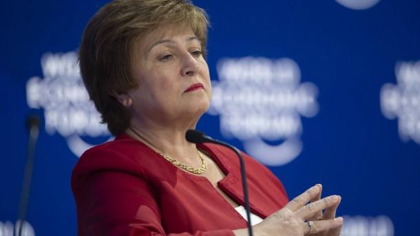 Zentralbanken bekämpfen globalen Abschwung