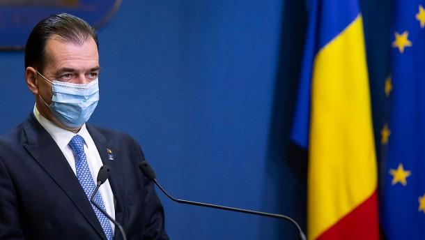Rumäniens Ministerpräsident Orban tritt zurück