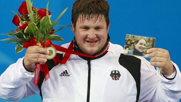 Matthias Steiner und 461 Kilo Kummer