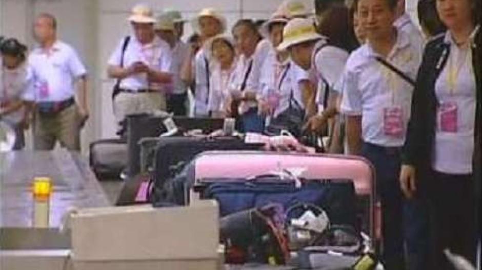 Historischer Direktflug zwischen China und Taiwan