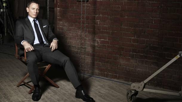 Das Modell Daniel Craig