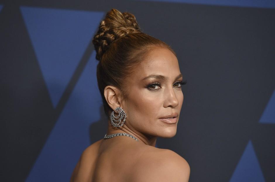 Hasst Marmeladeflecken auf dem Shirt: Jennifer Lopez.