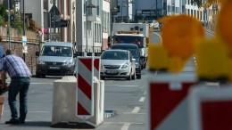Frankfurter CDU warnt SPD wegen Mainkai