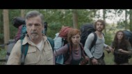 Wandern auf der Suche nach Lisa: Piet (Lucas Van den Eynde), Ylena (Laurian Callebaut), Michiel (Boris Van Severen) und Zoë (Violet Braeckman, von links).