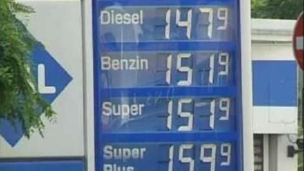 Experten: Benzin bald teurer als 1,60 Euro