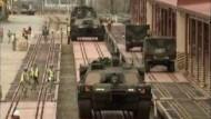 Nordkorea setzt Truppen in Kampfbereitschaft