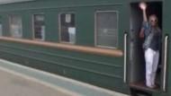 Virtuelle Fahrt mit Transsibirischer Eisenbahn