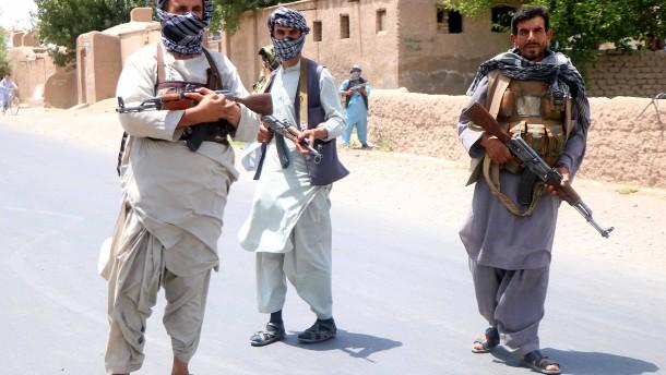 Milizen wollen gegen die Taliban in den Kampf ziehen
