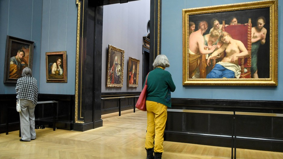 Öffnungen im Kulturbereich sollen in Österreich ab Ostern möglich sein.